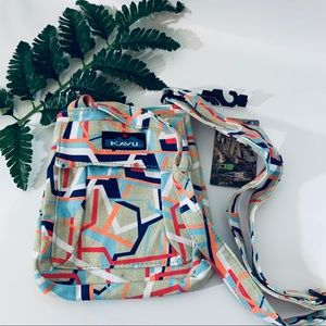 Kavu Crossbody colorful bag